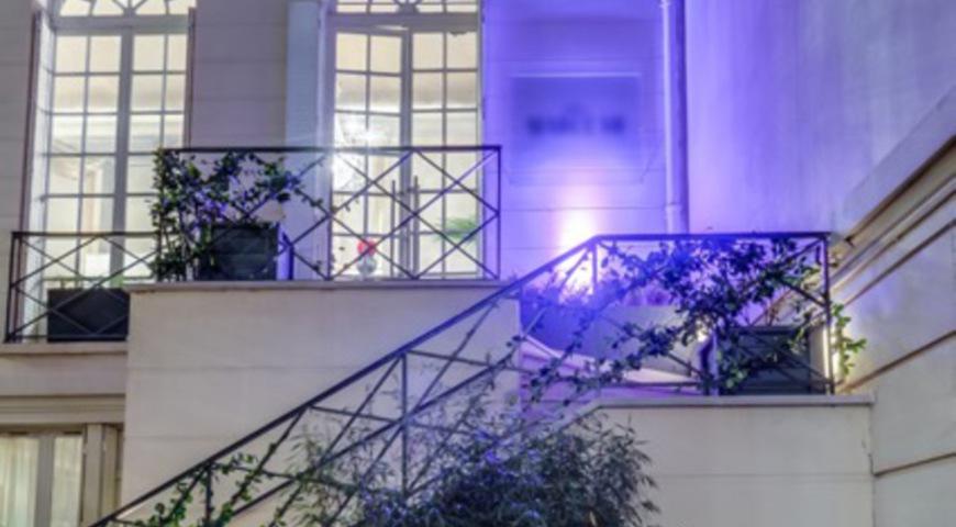 Visite au sein d 39 une salle de r ception chic paris for Salon saint exupery