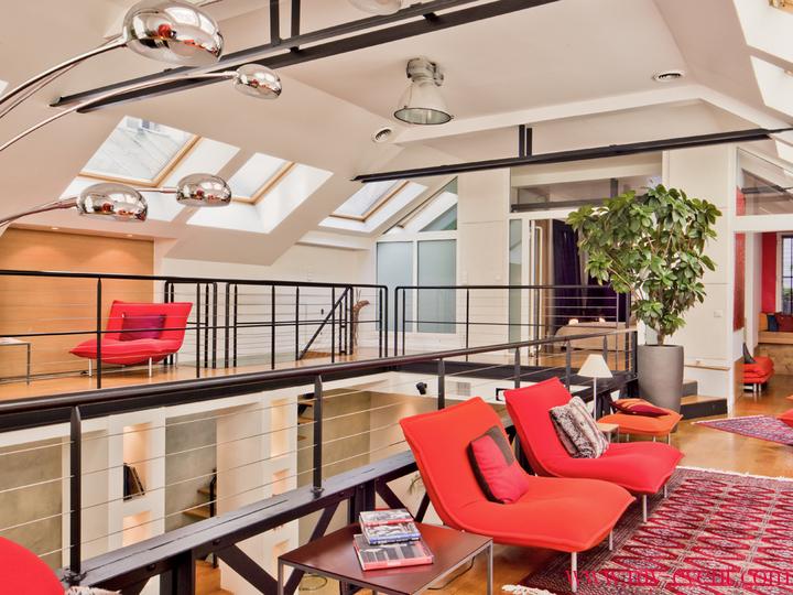 Location loft ou appartement paris pour une soir e for Recherche appartement atypique paris