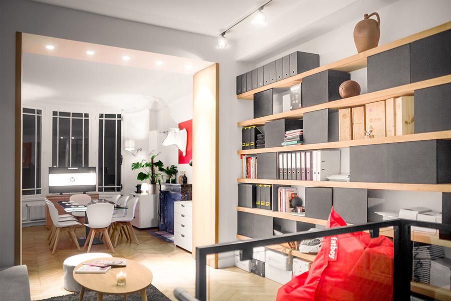 Location loft moderne paris louer un loft paris pour une soir e - Loft a louer pour soiree ...