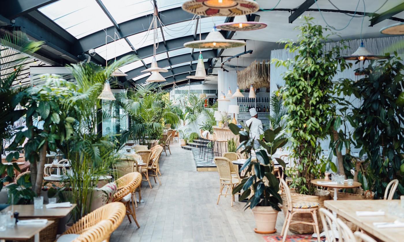 Meilleurs Peniche Restaurant De Seine Paris