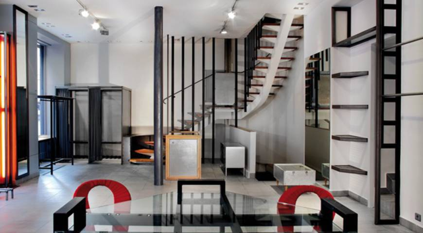showroom louer centre de paris location showroom fashion week. Black Bedroom Furniture Sets. Home Design Ideas