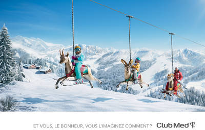 Index thumb ski by club med