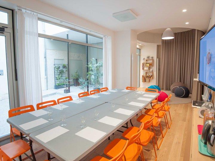 location salle de réunion à Paris