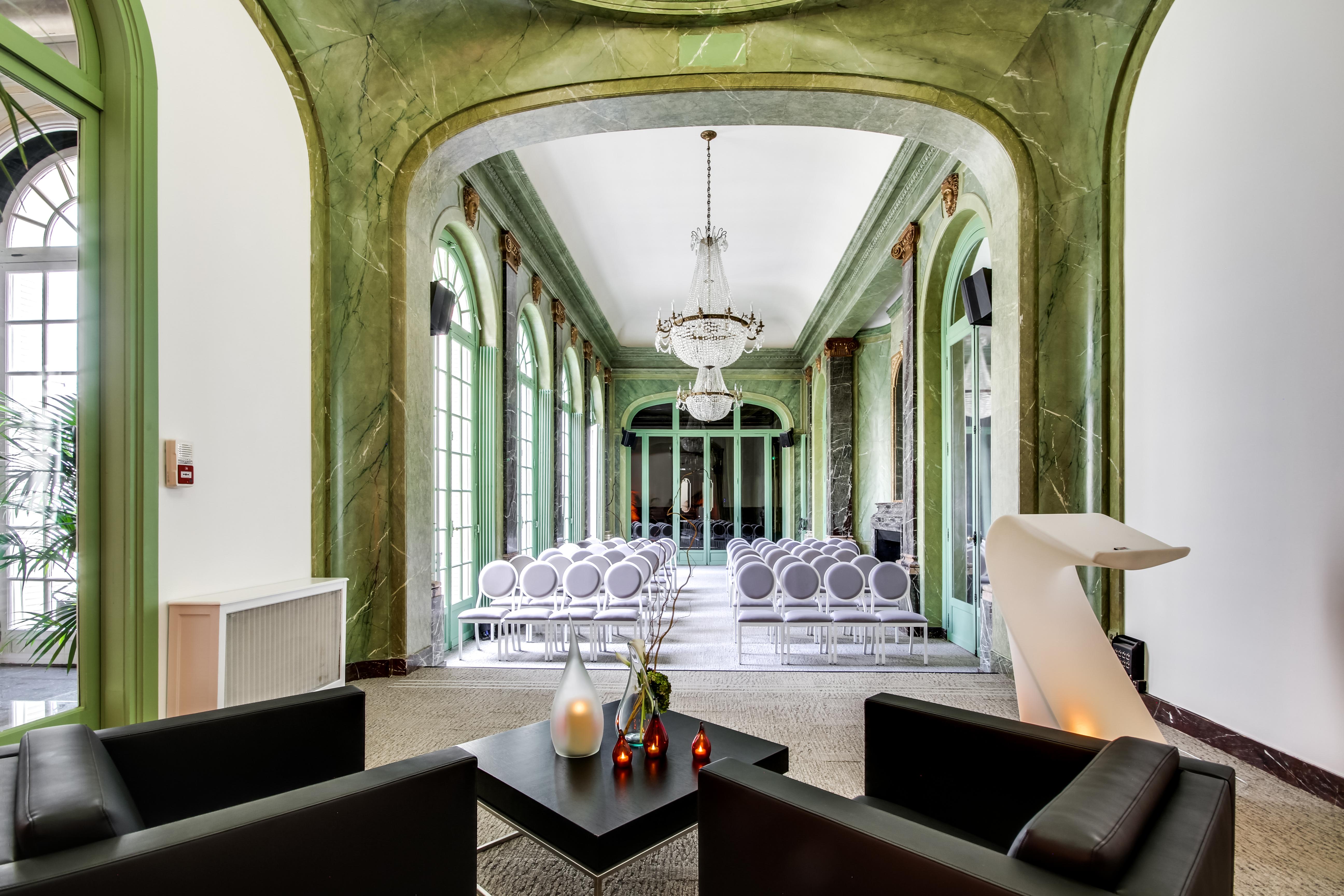 privatisation hôtel particulier à Paris