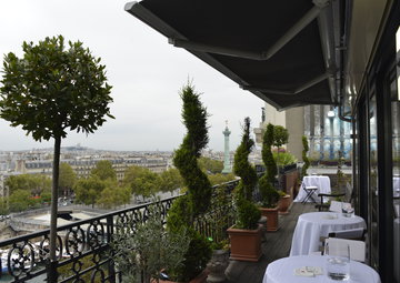 Search result appartemant terrasse 9