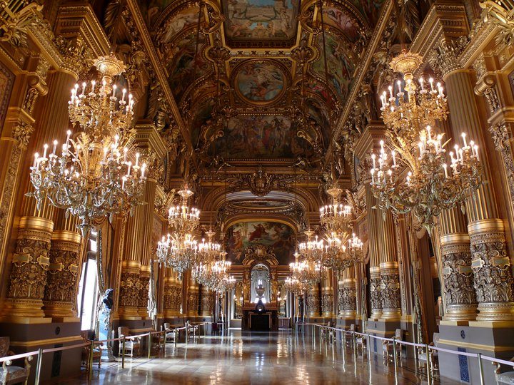 Preview opera national de paris palais garnier 1